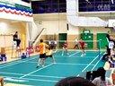 大學生羽毛球邀請賽選段 20120725 - 4