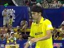 2012羽超联赛 广东VS八一 张志君李意VS冯晨何汉斌