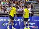 2012羽超联赛 广州VS八一 古健杰陈文宏VS熊帅刘小龙