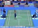 2012日本羽毛球公开赛男单决赛 李宗伟VS波萨那