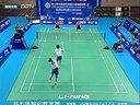 2012中国羽毛球俱乐部超级联赛 张晔奇苏岚VS骆羽魏雅淇