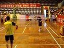 羽毛球中秋比赛视频4
