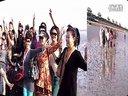 上海市群主联谊会成员活跃在奉贤滩涂上
