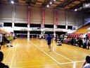 第四届县运会羽毛球比赛男子单打决赛1