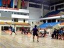 桂林供排水协会运动联谊会羽毛球比赛半决赛第一局
