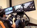ASTON MARTIN DBR9賽車模擬器BEST LAP TIME 台灣大鵬灣賽車場
