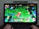 海美迪Q5网络播放器游戏测试 战魂