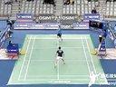 2013年韩国羽毛球公开赛四分之一决赛 李宗伟VS胡赟 羽毛球知识教学网