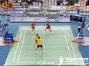 2013年韩国羽毛球顶级超级赛混双决赛