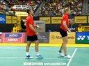 陈炳顺吴柳萤VS罗格兹娜迪兹达 2013马来西亚羽毛球公开赛 爱羽客羽毛球网