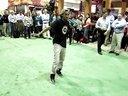 Marquese Scott 机械哥超清机械舞大跳 江南style