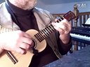 Can't Take My Eyes Off Of You on ukulele by Colin Tribe