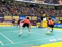 高清羽毛球比赛视频-2013马来西亚羽毛球公开赛男双决赛1