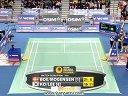 2013韩国羽毛球公开赛男双决赛李龙大高成炫vs鲍依摩根森2