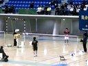 2013日本羽毛球全国高校总体大会 半决赛 胡锐