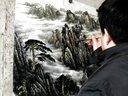 视频: 李凤春山水技法2一7