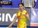 【老兵】王适娴VS三谷美菜津 女单半决赛 2013韩国羽毛球超级赛