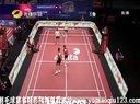 2013亚通杯羽毛球团体赛印尼VS越南