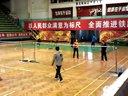 临汾羽联羽毛球俱乐部队内训练一