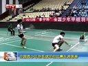 全国青少年羽毛球甲组比赛在渝落幕130420早新闻