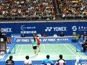 因达农VS高桥沙也加 2013羽毛球亚锦赛四分之一决赛 羽毛球123论坛