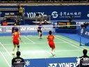 于洋王晓理 2013亚锦赛羽毛球半决赛视频 羽毛球知识教学网