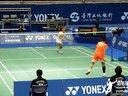 王睁茗VS杜鹏宇 2013亚洲羽毛球锦标赛男单半决赛