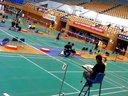 2012江苏省少儿羽毛球比赛