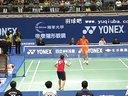 2013亚锦赛 女单决赛 王仪涵vs李雪芮 羽毛球比赛视频
