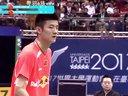 2013羽毛球亚锦赛视频男单决赛谌龙杜鹏宇