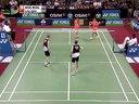 新浪微博@羽球南方淘宝店V 2013年印度羽毛球公开赛四分之一决赛 刘小龙邱子瀚VS鲍伊摩根森