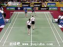 2013印度羽毛球公开赛 女双半决赛 张艺娜 金昭映比赛视频