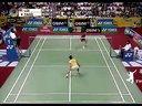 2013印度羽毛球公开赛 男单决赛 田儿贤一 李宗伟比赛视频