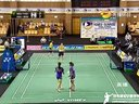 2013马来西亚羽毛球大奖赛女双四分之一决赛