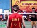 王博/何胤VS王曦龙/张昌龙 北京第十四届贝特杯羽毛球邀请赛