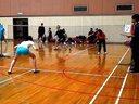 2013上大杯羽毛球赛混双2
