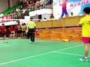 2013佛山市小学生羽毛球锦标赛李沛丰收获女单第一名