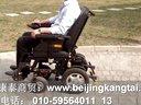 供应上海威之群电动轮椅1018豪华皮革实体店现货