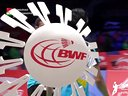 张楠赵芸蕾VS塔伦波纳帕 2013苏迪曼杯中国VS印度 混双 羽毛球知识教学网