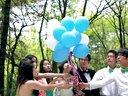 朱雀地质森林公园- 森系婚礼 -西安若曼婚礼策划