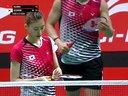徐晨马晋VS高成炫金荷娜 2013苏迪曼杯决赛混双 羽毛球知识教学网 中国VS韩国
