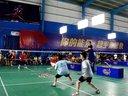 2013年红牛杯羽毛球赛福州赛区男双决赛第二场