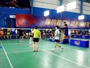 2013年红牛杯羽毛球赛福州赛区混双决赛第二场