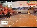 赤水市首届《征信业管理条例》杯金融职工羽毛球赛开赛