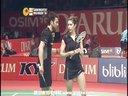 雷扎苏珊托VS兰格瑞奇奥利弗 2013印尼羽毛球公开赛 爱羽客羽毛球网