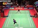 印尼羽毛球赛:杜鹏宇遭逆转 中国男单全军覆没