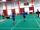 2013巢湖杯职工羽毛球双打比赛
