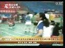 2013年吉安市全民健身运动会羽毛球比赛在新干举行