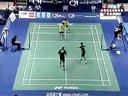 2006年世界羽毛球锦标赛决赛男双蔡赟傅海峰VS克拉克布莱尔