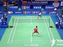 林丹vs彭奈拉特 2013羽毛球广州世锦赛 羽毛球知识教学网
